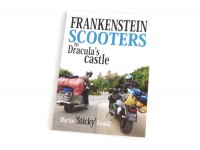 Book -Frankenstein Scooters to Dracula's Castle- by Sticky