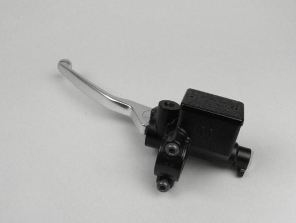 Master brake cylinder -PIAGGIO Heng Tong- lhs (used for Vespa GT, GTL, GTS 125-300, Gilera Runner50-200 RST, Piaggio NRG Power)