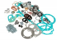 Motorrevisions-Set -LAMBRETTA- Lambretta LI, LIS, SX, TV (Serie 2-3), DL, GP - Wellendichtringe MB Developments