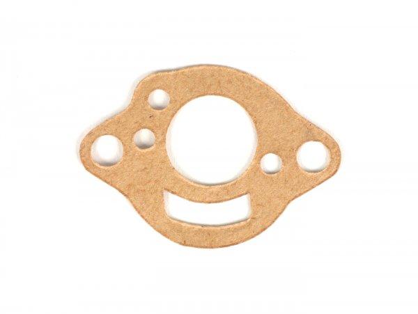 Junta carburador/filtro de aire -PIAGGIO DellOrto SHB16- Vespa V50, 50N, 50L, 50R, Special, 50SR, Sprinter, SS50, V90, SS90, 90 Racer