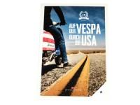 Libro -Auf der VESPA durch die USA- di Motorliebe