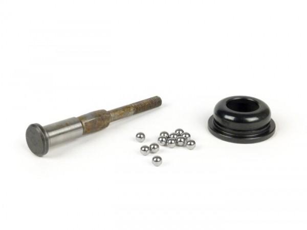 Clutch pull rod system -LAMBRETTA- D (-1956), LD (-1956)