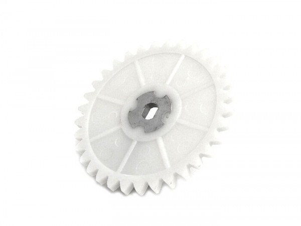 Oil pump sprocket -OEM QUALITY- GY6 (4-stroke) 50cc (139QMA/B) - 33 teeth