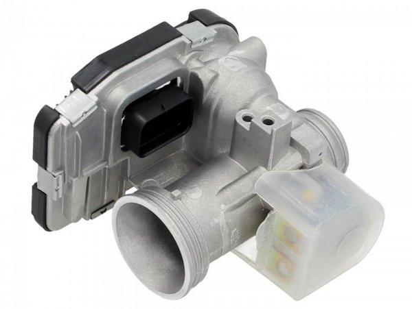 Drosselklappengehäuse inkl ECU -PIAGGIO- Vespa GTS 300 (ZAPMA3300), Vespa GTS Super 300 (ZAPMA3300), Vespa GTV 300 (ZAPMA3302)