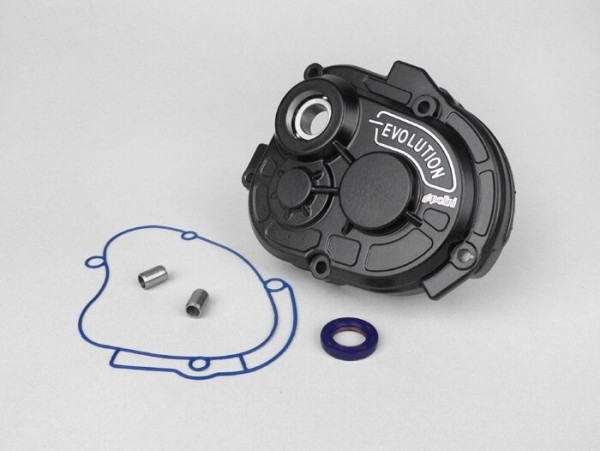 Getriebedeckel -POLINI Evolution- Piaggio 50 ccm (ab Bj. 1998)
