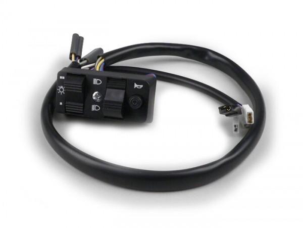 Lichtschalter -VESPA- PK125 XL Elestart, PK125 ETS Elestart
