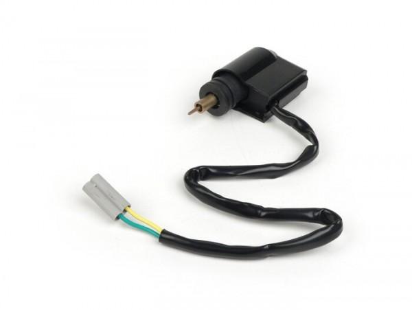 Automatic choke -DELLORTO/ARRECHE- carburettor Ø up to 22mm - Piaggio plug