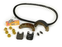 Kit revisione -SCEED 42- Peugeot Ludix 50cc (2004-2008)