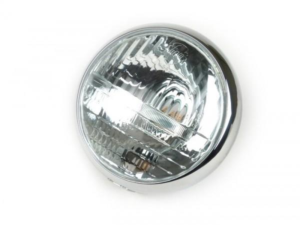 Scheinwerfer-Set -SIEM Ø=105/115mm (Glas/außen)- Vespa VNA1T bis VNA2T, VNB1T bis VNB2T