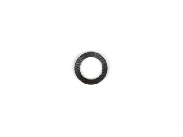 Rondella curvo (Schnorr) -DIN 6796 in acciaio, plated- M10