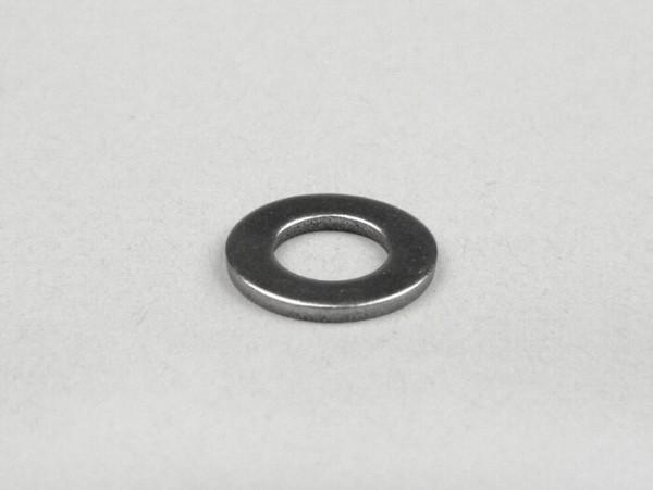 Rondella -DIN 125- M8 - acciaio