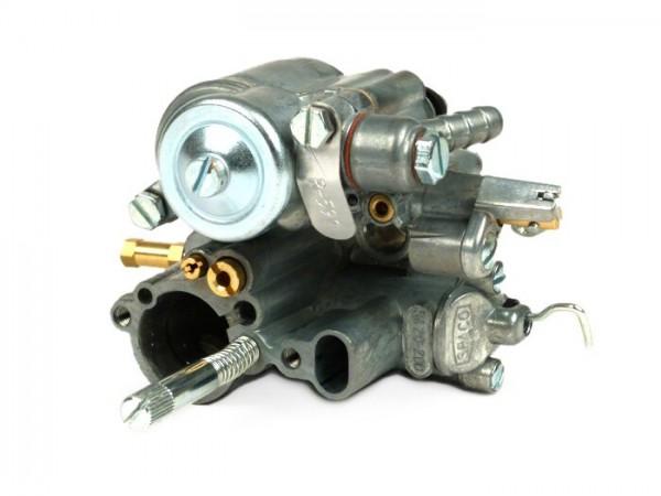 Vergaser -DELLORTO / SPACO SI20/20D- Vespa PX150 Euro2 (1999-2008, Typ mit Katalysator/Getrenntschmierung) - COD 591