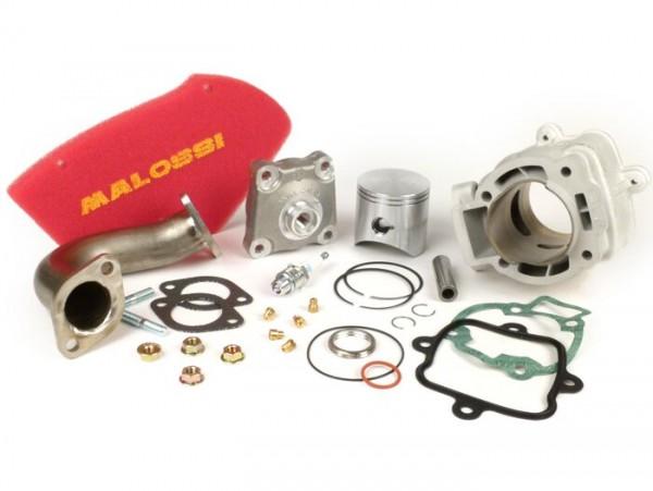 Kit tuning -MALOSSI 172cc- Piaggio LC 2 tiempos Maxi - carburador Mikuni