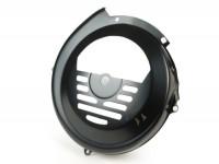 Cache turbine -RMS- Vespa V50 (V5A1T, -92876), V90 (V9A1T, -22234) - noir