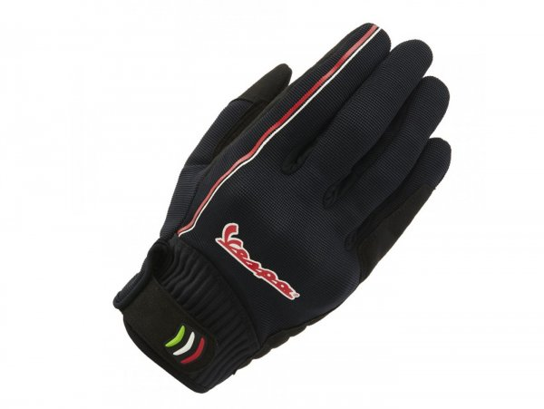 "Handschuhe -VESPA ""Modernist"" - schwarz - XL"