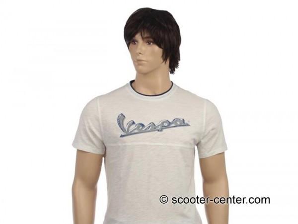 T-Shirt -VESPA Original- weiss - S