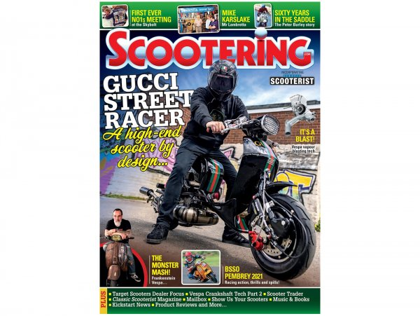 Scootering - (423) septiembre 2021