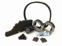 Kit revisione -PIAGGIO- Vespa LX 125cc (ZAPM441, ZAPM443), Vespa LXV 125cc (ZAPM443), Vespa S 125cc (ZAPM443)