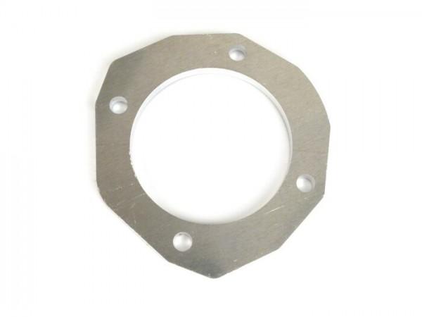 Cylinder base spacer -BGM PRO 166/172/177 cc- Vespa PX80, PX125, PX150 - 6.0mm (w/o transfer ports)