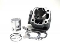 Zylinder -BGM ORIGINAL 50 ccm- CPI AC Euro 1 - 10mm Kolbenbolzen -
