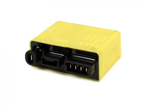 CDI -CALIDAD OEM- Vespa ET4 (ZAPM0400 - para modelos sin inmovilizador o para anularlo), Piaggio Sfera 125 RST (ZAPM01000), Liberty 125 (ZAPM011000), Hexagon 125 4T (ZAPM15000), Aprilia Mojito Retro 125 (ZD4PM - motor Piaggio)