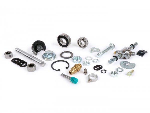 Schwingenrevisions-Kit -SC- Vespa Rally180 (VSD1T), Rally200 (VSE1T), Sprint150 (VLB1T), TS125 (VNL3T), GT125 (VNL2T), GTR125 (VNL2T), GL150 (VLA1T)