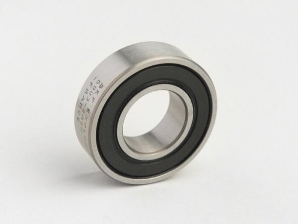 Kugellager -6003 2RS (beidseitig gekapselt)- (17x35x10mm) - (verwendet für Wandler Piaggio 125-180 ccm 2-Takt)