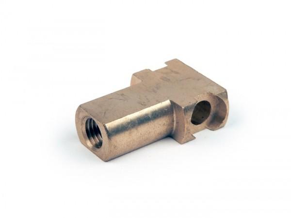 Slide for Teleflex gear change cable inside handle bar -LAMBRETTA- C (since 1951), LC (since 1951), D 125 (till 1953), LD 125 (till 1953)