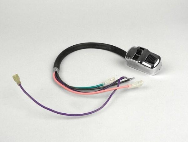 Lichtschalter -GRABOR- Vespa Rally180 (VSD1T) (englische Modelle mit Batterie), SS180 (VSC1T) (englische Modelle mit Batterie)
