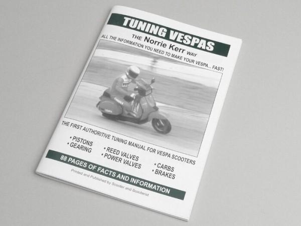 Book -Vespa, Tuning Manual- by Norrie Kerr