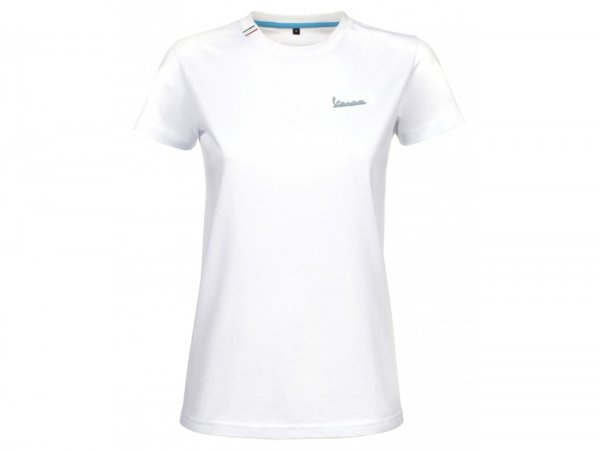 "Camiseta -VESPA- mujer ""Graphic"" - gris - L"