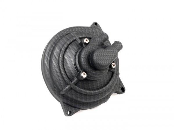 Water pump -CUSTOM- Minarelli 50 cc LC - new carbon matt