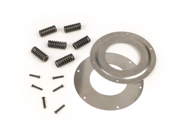 Primary gear repair kit -PIAGGIO- Vespa PX80, PX125, PX150, VNC (11001-), GT125 (VNL2T), GTR125 (VNL2T), TS125 (VNL3T), GL150 (VLA1T), VBC, Sprint - 6 springs