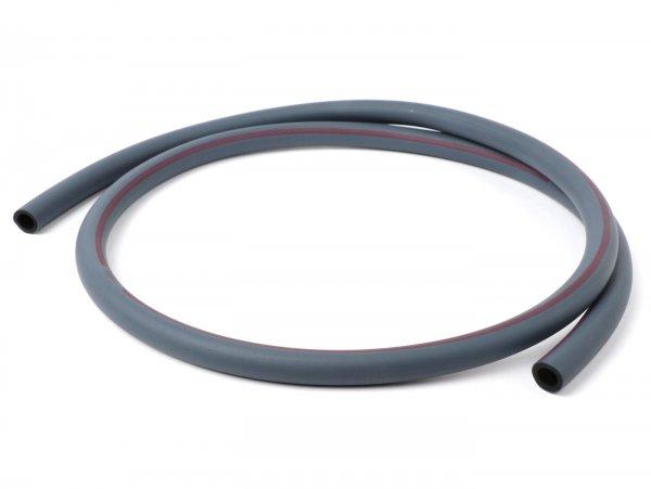 Benzinschlauch -HS- Neopren, schwarz, Ø innen = 7mm, Ø aussen = 11mm, l = 1000mm, hitzebeständig bis 100°C