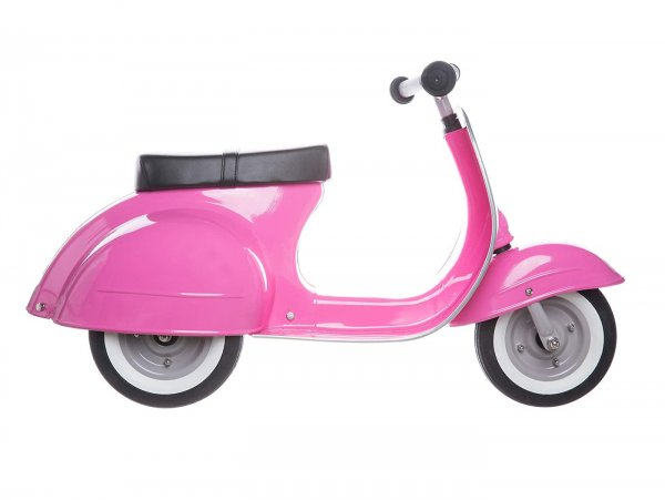 Scooter pour enfants -PRIMO, Ride On- Pink
