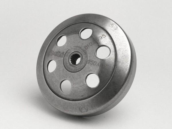 Kupplungsglocke -POLINI Speedbell- Minarelli 50 ccm Ø=107mm