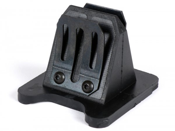Membranblock -MALOSSI MP One - Piaggio Ciao/Ciao PX (für Motorgehäuse M576810/ M576809) - Karbonit