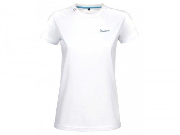 "T-Shirt -VESPA- Damen ""Graphic"" - grau - XXXL"