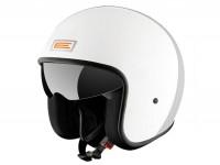 Helm -ORIGINE Sprint- Jethelm  weiss -