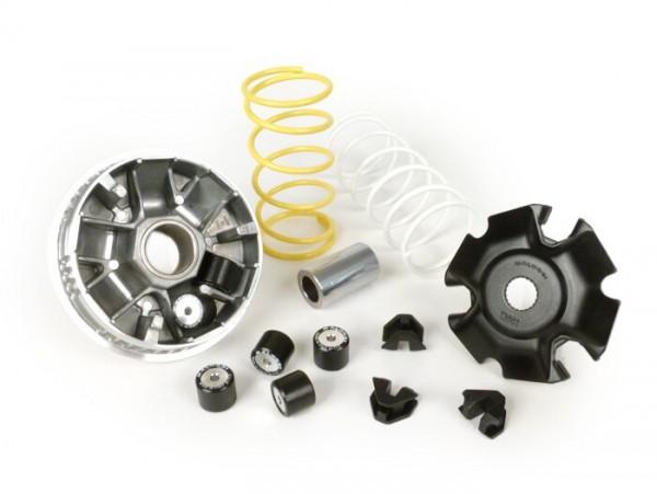 Variomatik -MALOSSI Multivar 2000- Vespa Primavera 125 i.e. 3V (M811M), Primavera iGet 125 i.e., Sprint 125 i.e. 3V, Sprint iGet 125 i.e. (MA13M), Piaggio Liberty 125 i.e. 3V, Piaggio Liberty iGet ABS 125 i.e. (M893M), Piaggio Liberty iGet ABS 150 i.