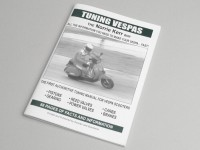 Book -Vespa, Tuning Manual- by Norrie Kerr