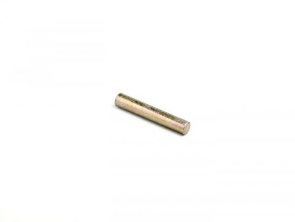 Locking pin (conical) 3,5x23mm (used for gear selector fork Vespa Smallframe V50, V90, SS50, SS90, PV125, ET3, PK S, PK XL, PX, Cosa, T5 125ccm, Rally, Sprint, TS, GT, GTR, Super, SS180, GS160, GL, VNA, VNB, VBA, VBB, Wideframe GS 150, VM, VN)