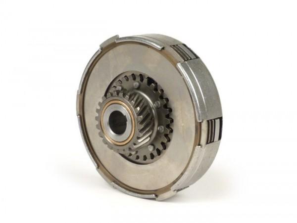 Kupplung -VESPA Typ 6-Federn (Ø108mm, PX80, PX125, PX150)- 4-Scheiben - 22 Zähne