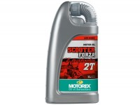 Huile -MOTOREX Scooter Forza 2T- 2 temps synthétique - 1000ml