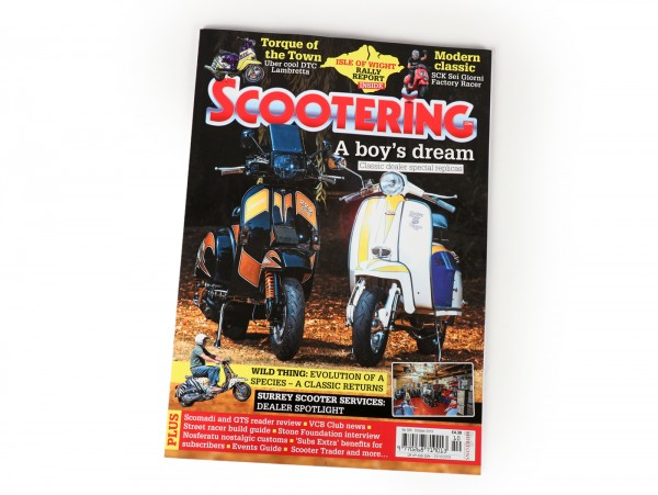 Scootering - (388) ottobre 2018
