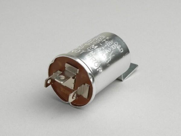 Relé de intermitencia -PIAGGIO 12V- Vespa PX (modelos con batería)