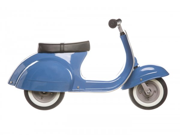 Scooter pour enfants -PRIMO, Ride On- Bleu