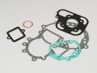 Engine gasket set -BGM ORIGINAL- Peugeot LC (horizontal, square cylinder)  Jetforce 50 C-Tech, Ludix 50 LC Blaster