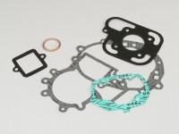 Dichtsatz Motor -BGM ORIGINAL- Peugeot LC (horizontal, eckiger Zylinder) - Jetforce 50 C-Tech, Ludix 50 LC Blaster