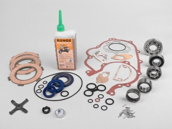 Engine repair kit -OEM QUALITY- Vespa PX125, PX150 (1982-1984)
